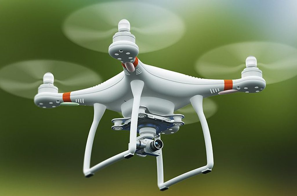 ¿Have you ever had any problems with drones?